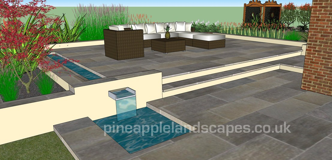 Design consultation pineapple landscapes for 3d garden designs